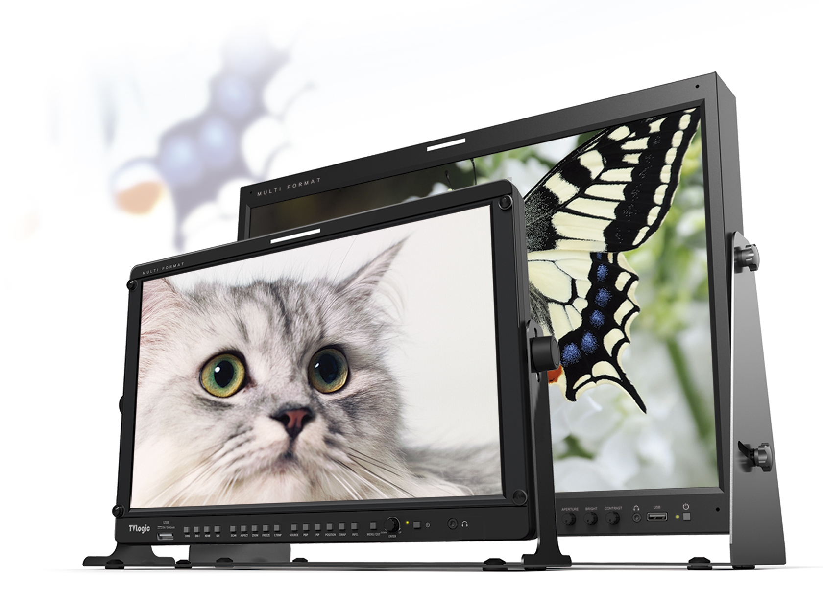 TVLogic unveils 12G-SDI 4K Monitors and Multi-viewer package