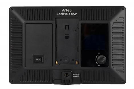 AVT-LEDPAD-X52-17