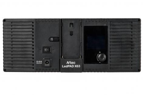 AVT-LEDPAD-X63-17
